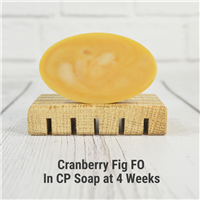 Cranberry Fig Fragrance Oil in CP Soap
