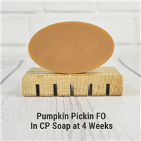 Pumpkin Pickin FO in CP Soap