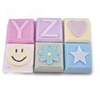 Alphabet Block Soap Mold - Y to Z (Special Order)