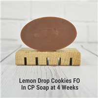 Lemon Drop Cookies FO in CP Soap