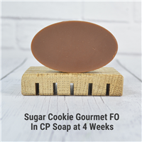 Sugar Cookie Gourmet FO in CP Soap