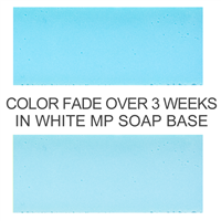 Stained Glass Ocean Blue Soap Color Blocks