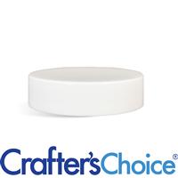 33/400 White Straight Basic Top Cap - F217 Liner