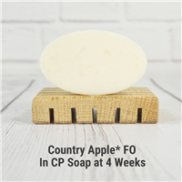 Country Apple* FO in CP Soap