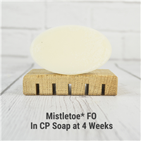 Mistletoe* FO in CP Soap