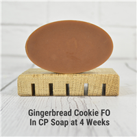 Gingerbread Cookie FO in CP Soap