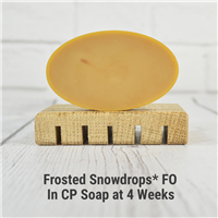 Frosted Snowdrops* FO in CP Soap