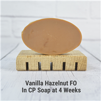 Vanilla Hazelnut FO in CP Soap
