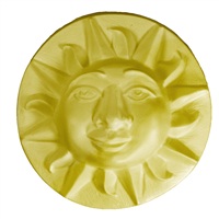Sun Face Soap Mold (MW 235)