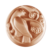 Bird With Blossom Soap Mold (Special Order)