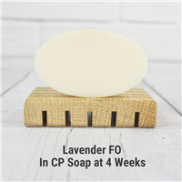Lavender FO in CP Soap