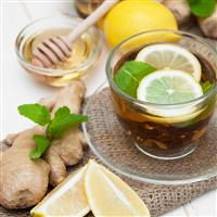 Lemon Sage Ginger - EO & FO Blend 743
