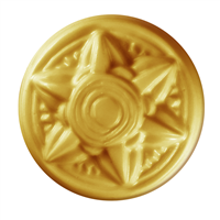 Star Flower Soap Mold (Special Order)