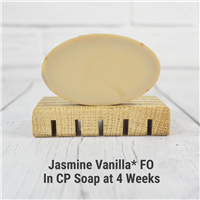 Jasmine Vanilla* FO in CP Soap