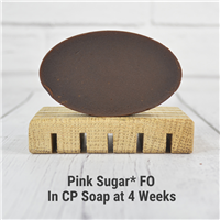 Pink Sugar* FO in CP Soap