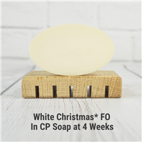 White Christmas* FO in CP Soap