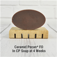 Caramel Pecan* Fragrance Oil in CP Soap