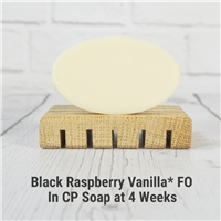 Black Raspberry Vanilla* Fragrance Oil in CP Soap