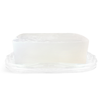 Premium Crystal Clear Soap Base - 24 lb Block