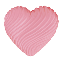 Swirled Heart Soap Mold (MW 236)