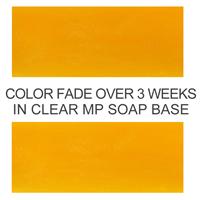 Matte Yellow Oxide Pigment Powder
