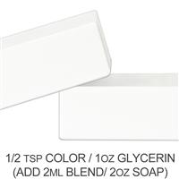 Titanium Dioxide Pigment Powder - For Oil