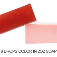 Matte Americana Red Liquid Pigment