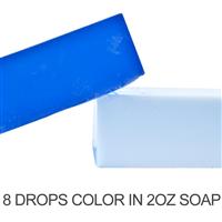 Matte Cobalt Blue Liquid Pigment