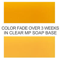Matte Yellow Liquid Pigment
