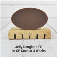Jelly Doughnut FO in CP Soap