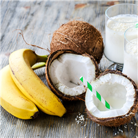 Banana Coconut Fragrance Oil