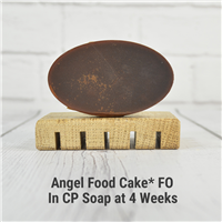 Angel Food Cake* FO in CP Soap