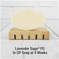 Lavender Sage* FO in CP Soap