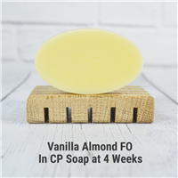 Vanilla Almond FO in CP Soap