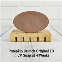 Pumpkin Crunch Original FO in CP Soap
