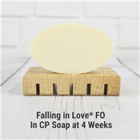 Falling in Love FO in Cold Process Soap