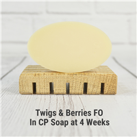 Twigs & Berries Fragrance Oil in CP Soap