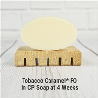 Tobacco Caramel* Fragrance Oil in CP Soap