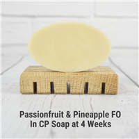 Passionfruit & Pineapple FO in CP Soap