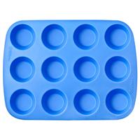Muffin (Petite) Silicone Mold