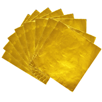 Foil Wrappers - Gold