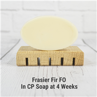 Frasier Fir FO in Cold Process Soap