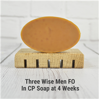 Three Wise Men FO in CP Soap