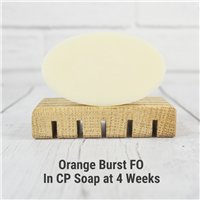 Orange Burst FO in CP Soap