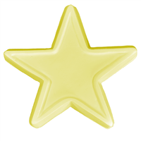 Star Soap Mold (MW 512)