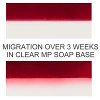 Bath Bomb Red Powder Color