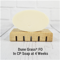Dune Grass FO in Cold Process Soap