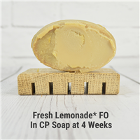 Fresh Lemonade* FO in CP Soap