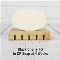 Black Cherry Fragrance Oil in CP Soap