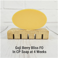 Goji Berry Bliss FO in CP Soap